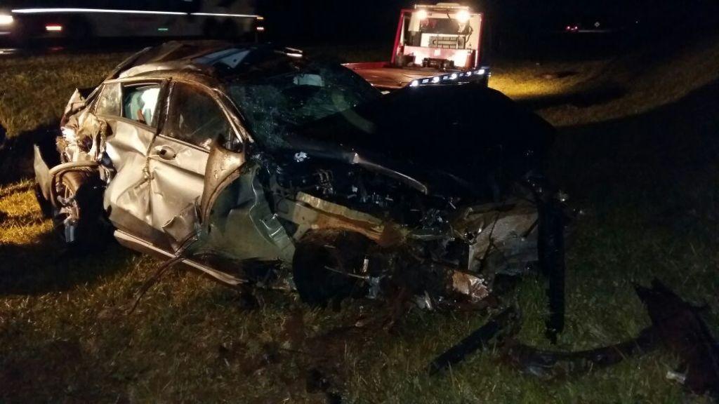 Falleció conocido empresario apostoleño al despistar con su auto ayer