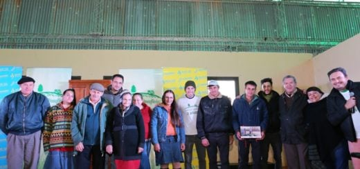 Sembrando Beneficios cumplió 2 años y lo festejó en la entrega del kit N°51, en Colonia Alberdi