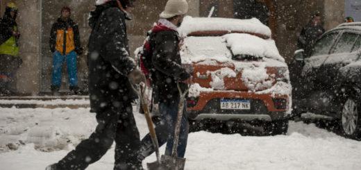 Ola de frío polar llegó con fuerza y se extiende en los países de Sudamérica
