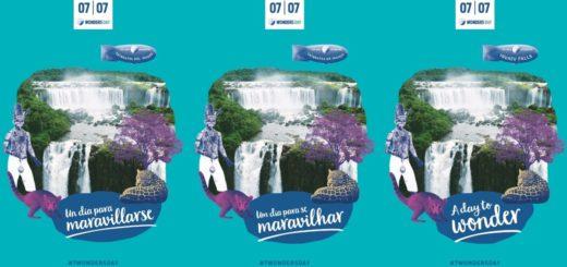 Con #7WondersDay invitan a celebrar el 7 de julio los 10 años de la elección de las 7 Maravillas construidas por el hombre