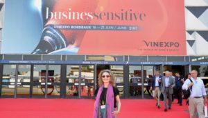 Visitando Vinexpo Bordeaux 2017