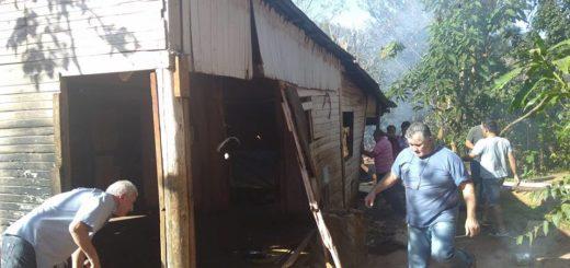 Iguazú: está grave el hombre atacado a pedradas y el juez Brítes se reunió con los vecinos del barrio, preocupados por la inseguridad