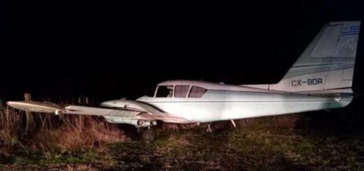 Cayó en Encarnación el dueño de una avioneta interceptada en Buenos Aires con casi media tonelada de marihuana