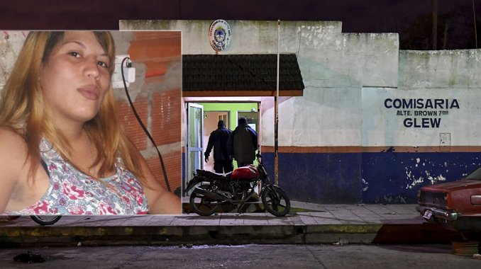 La niñera asesinada en Glew fue estrangulada con un lazo