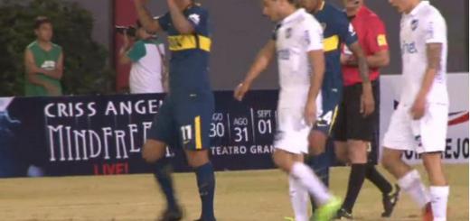 Boca derrotó a Nacional por penales en el primer amistoso de la pretemporada