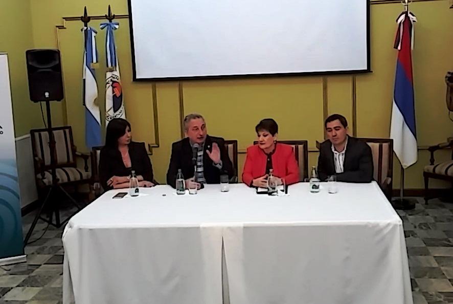 Passalacqua presentó el Buró Posadas Congresos y Convenciones