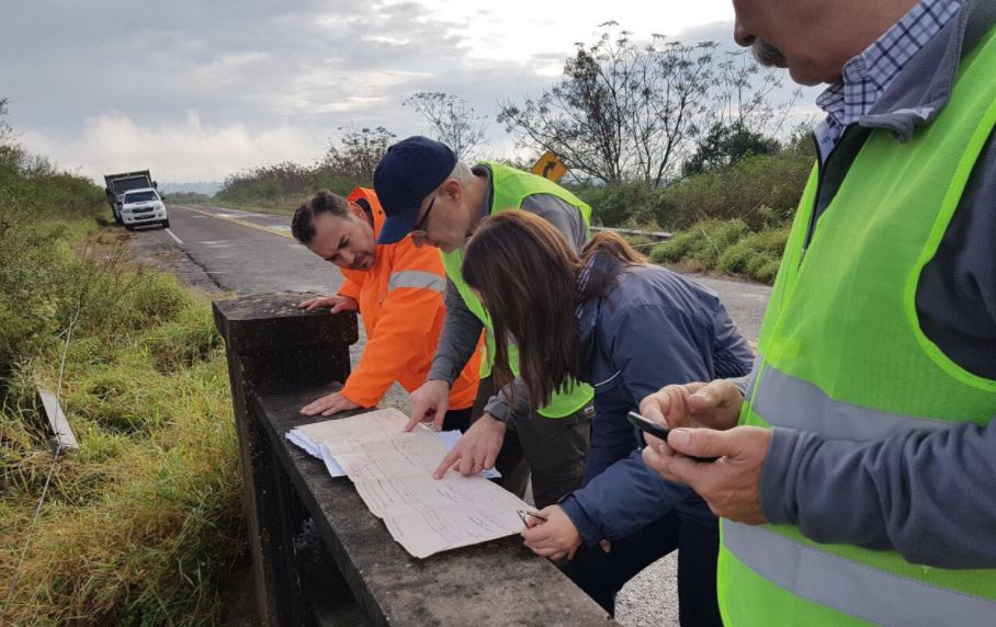 Caída del puente Goya-Esquina: difunden horarios para cruzar en bote
