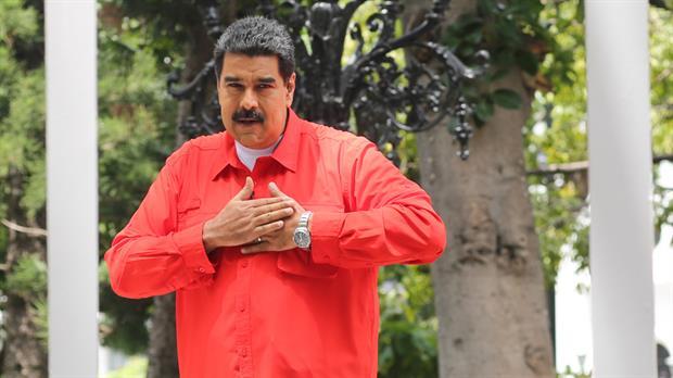 Estados Unidos impuso sanciones financieras a Nicolás Maduro tras la elección constituyente