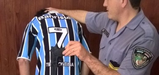 Joven brasileño intentó robarle la moto a una vecina amenazándola con una pistola de juguete