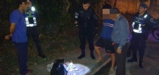 Posadas: detienen a un vendedor de estupefacientes