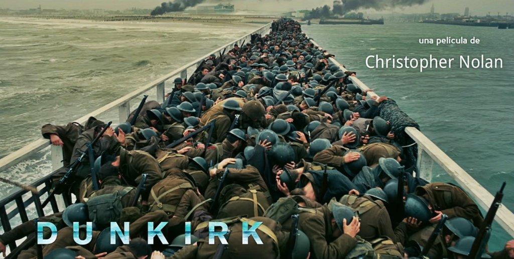 Una nueva trama bélica desembarca en el IMAX: Dunkirk