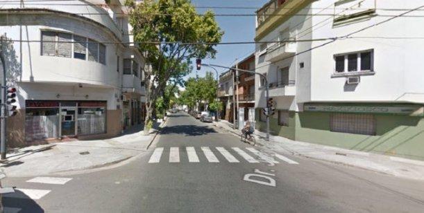 Misterio en Flores: tiraron un cadáver desde una camioneta