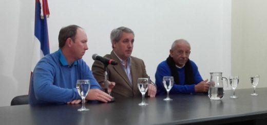 Golf: Presentaron el Abierto de Misiones a jugarse en el Tacurú