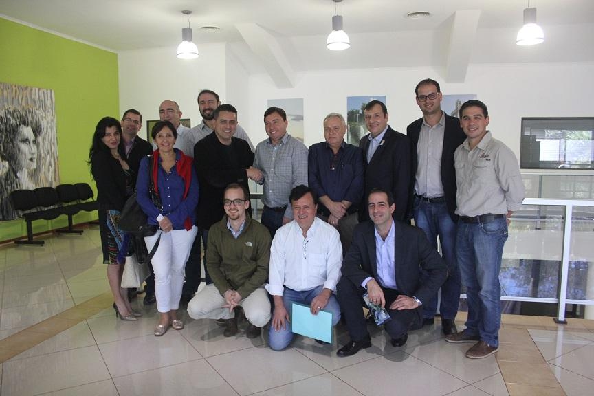 Iguazú y Foz quieren avanzar en la integración bilateral para potenciar el turismo