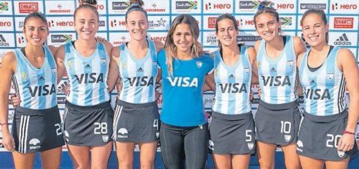 """Las Leonas al Mundial: destacan a la misionera Von der Heyde como la """"más inteligente"""" del equipo"""