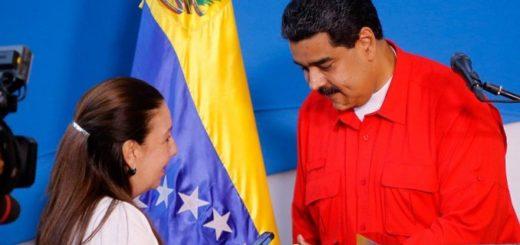 VIDEO: El bochornoso momento que pasó Maduro al votar por la Constituyente