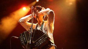 Músico bonaerense ofrecerá un espectáculo de bandoneón y voz en Posadas