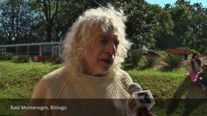 El premio Nobel alternativo Raúl Montenegro reiteró su apoyo al camino del Lote 8 que pidieron las comunidades Guaraníes
