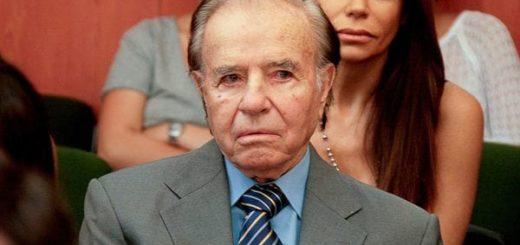 La Cámara Electoral habilitó la candidatura a senador de Carlos Menem