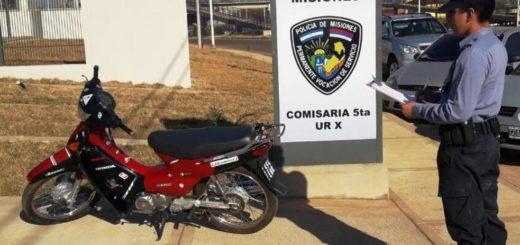 "Garupá: capturaron a tres ""motochorros"" tras un intenso operativo en zona del By Pass"