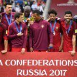 """""""¡Hoy faltamos nosotros!"""": la broma de Maradona en la final de la Copa Confederaciones"""