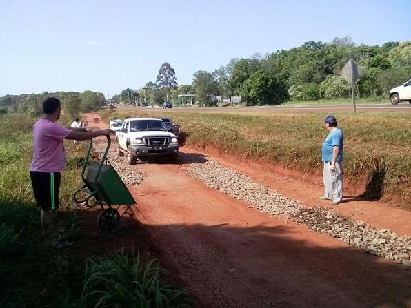 El intendente de Colonia Victoria explicó que todavía no hay información oficial sobre la eliminación del peaje en esa localidad