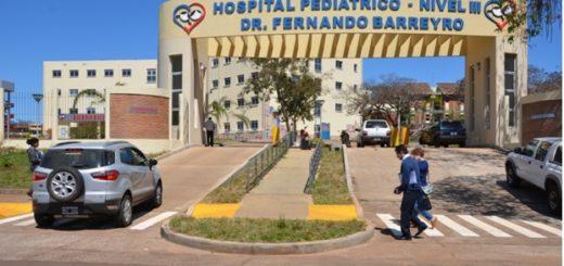 Operaron en Posadas al nene atropellado por una moto en Eldorado: está en terapia intermedia