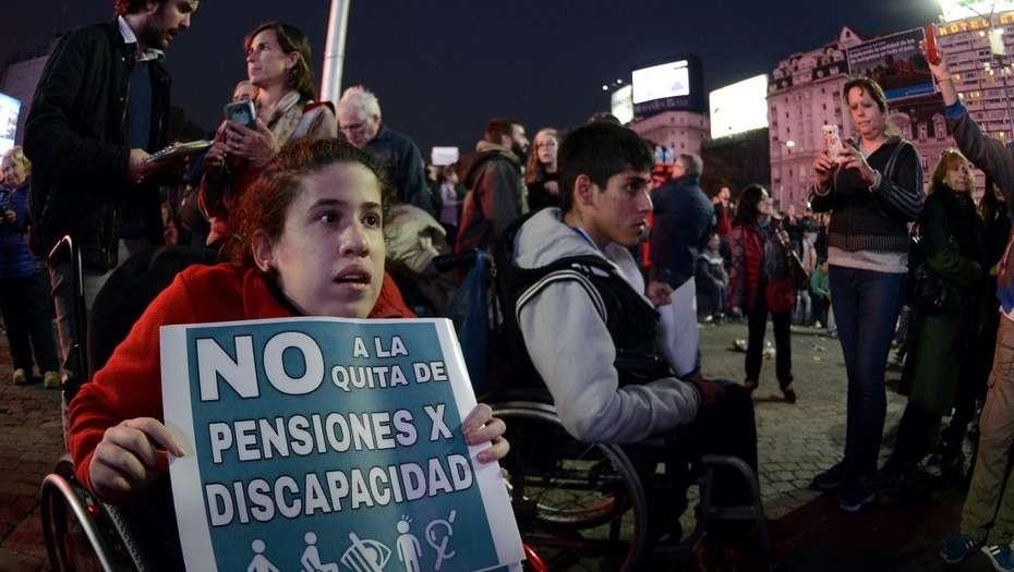 Pensiones por discapacidad: el Ministerio Público Fiscal instó a que la cautelar sea extensiva a los afectados de todo el país