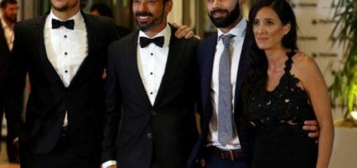 La boda de Messi y Antonela: el detalle que nadie vio del Pocho Lavezzi
