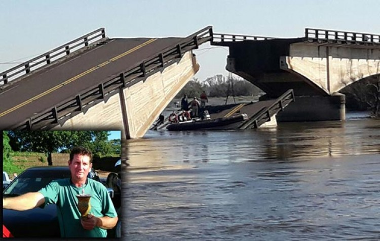 Tragedia en el puente: el juez dictó el secreto de sumario y pedirá colaboración de la Prefectura para investigar el hecho