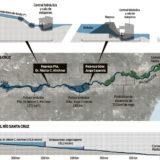 """Audiencia Pública: """"El proyecto hidroeléctrico en Santa Cruz nos atrasa como sociedad"""" señalaron ambientalistas"""