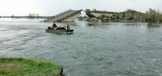 Accidente en el puente Goya-Esquina: la misionera sobreviviente dijo que su esposo la alentaba a que llegue a la orilla hasta que dejó de escucharlo