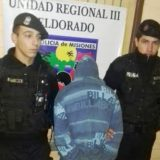 "Detuvieron a un ""Hombre Araña"" en pleno robo en Posadas: había escalado hasta un tercer piso"