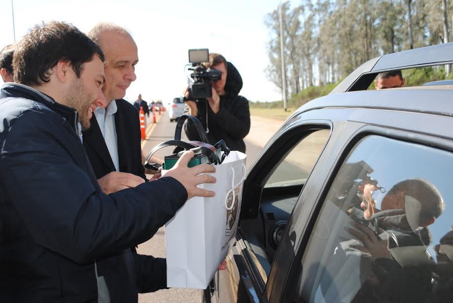 Vacaciones de #Invierno2017: arrancó el Operativo Cataratas con más de 350 policías apostados en rutas misioneras