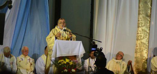 La Diócesis de Posadas cumple 60 años y el Obispo presidió la Misa concelebrada