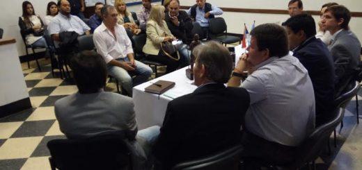 Con gran participación, finalizó la Audiencia Pública para la readecuación de la tarifa de taxis en Posadas