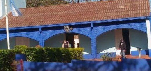 Virasoro: no hallaron nada en los allanamientos hechos en las dos comisarías