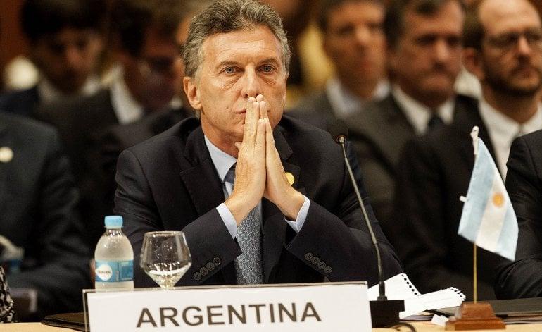 Macri: «Venezuela tiene que ser suspendida definitivamente del Mercosur»