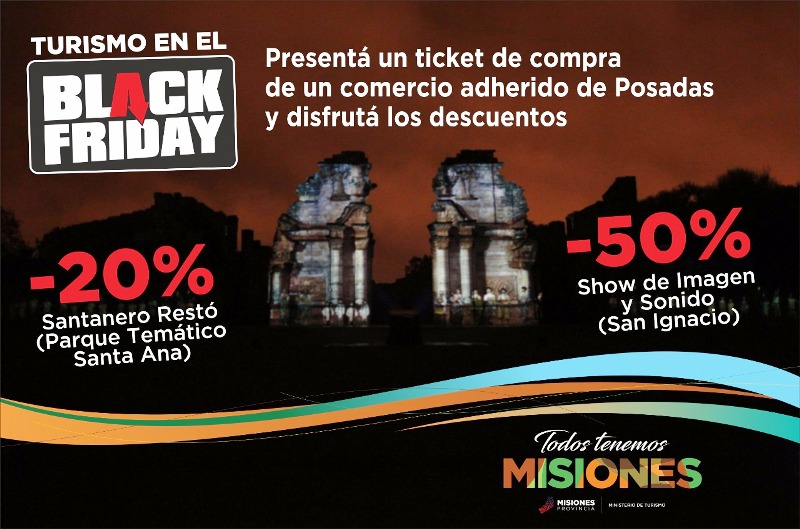 Turismo en el Black Friday