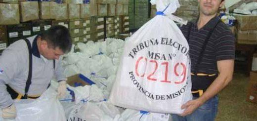 PASO 2017: Misiones contará este domingo con 358 centros de votación