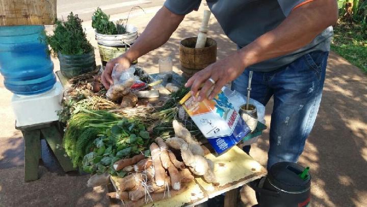 Lopaitema: regularán venta de tereré en la vía pública de Encarnación