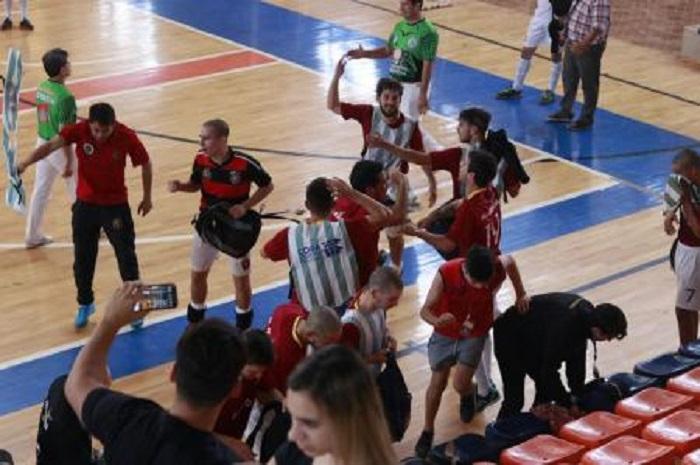Tras ganar por penales, Telecentro disputará esta noche las semis del Nacional de Clubes