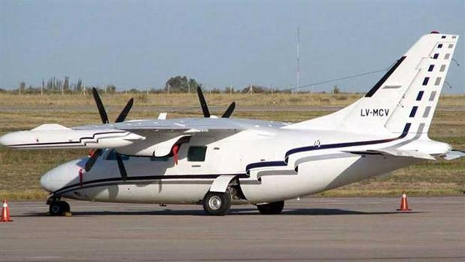 Encontraron el avión que había desaparecido el mes pasado tras despegar desde San Fernando