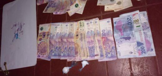 Detienen a otro vendedor de drogas en la Chacra 32-33 de Posadas