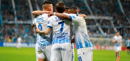 Godoy Cruz cayó en Brasil y se despidió de la Copa Libertadores