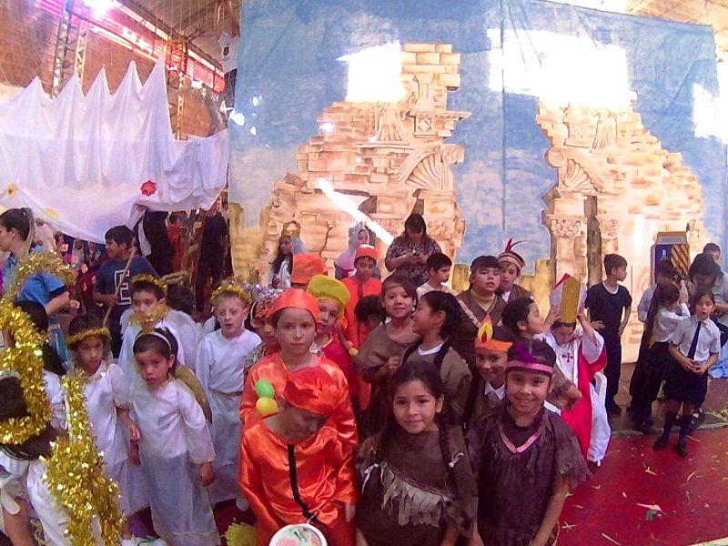 Colegios Jesuitas de Posadas celebraron una Misa en honor a San Ignacio de Loyola