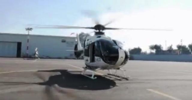 La Provincia compró un helicóptero para la lucha contra el narcotráfico