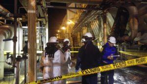 Trabajador muere ahogado en una fosa de la Celulosa Arauco en Chile