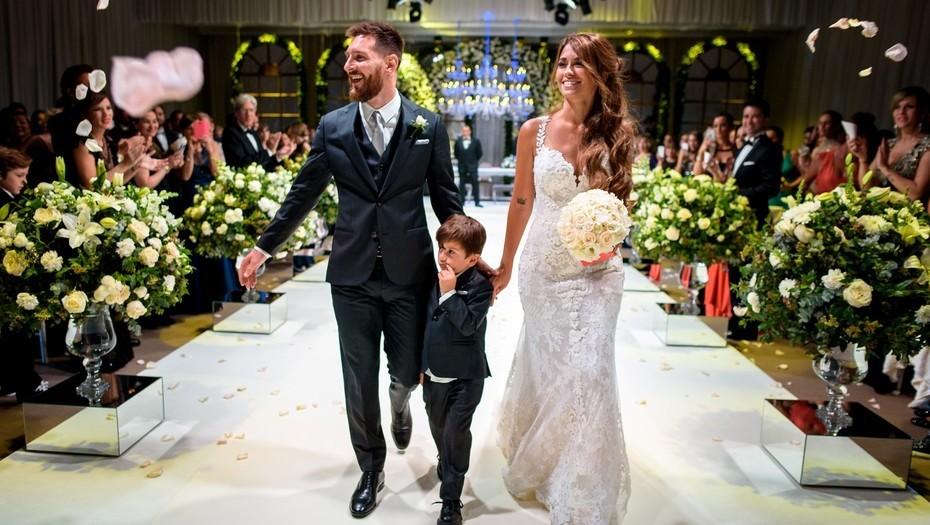 El miserable regalo de casamiento que recibieron Lionel Messi y Antonela Roccuzzo de sus invitados