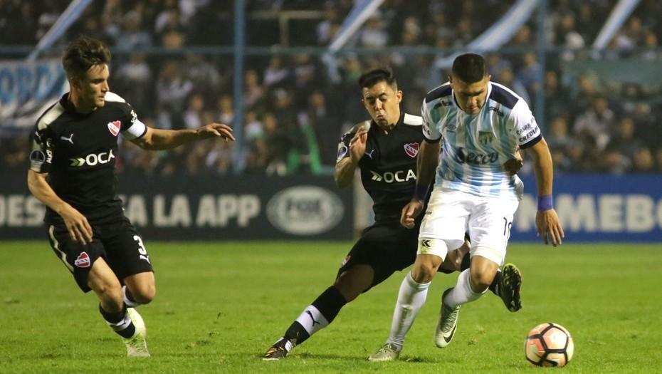 Copa Sudamericana: Atlético Tucumán dio el primer golpe en la serie con Independiente